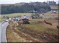 SK5231 : A453 between Thrumpton and Barton by Alan Murray-Rust