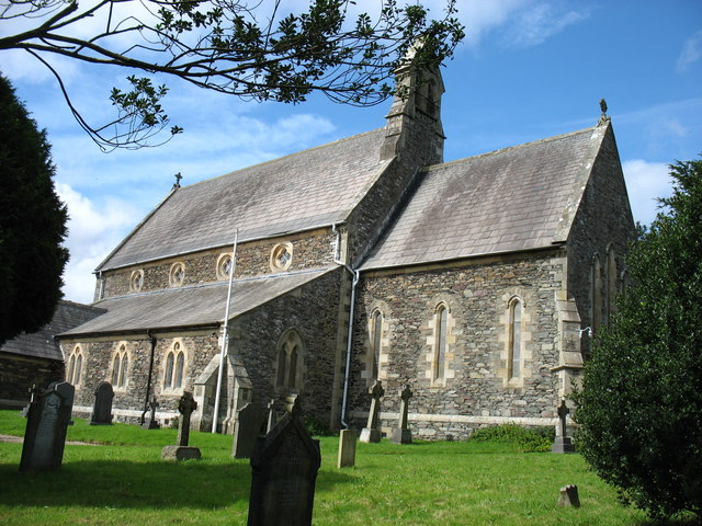 Church of St Anne, Thwaites