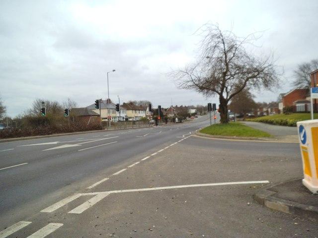 A4123 Crossing