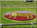 TA0488 : Flower bed 3 alongside Valley Road by John S Turner