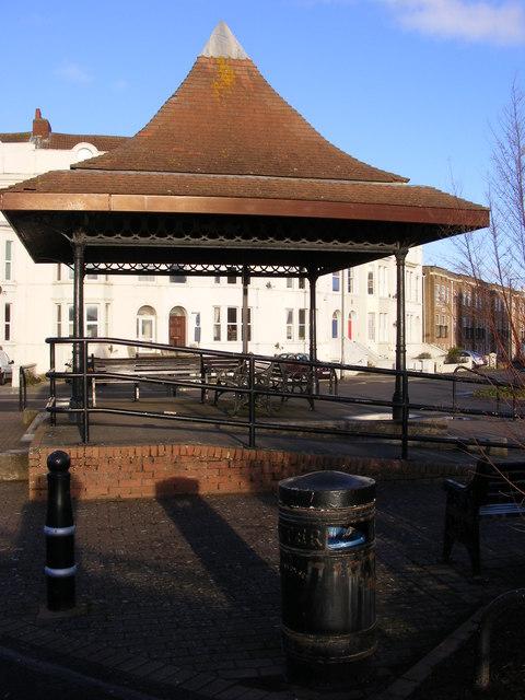 Shelter at Burnham