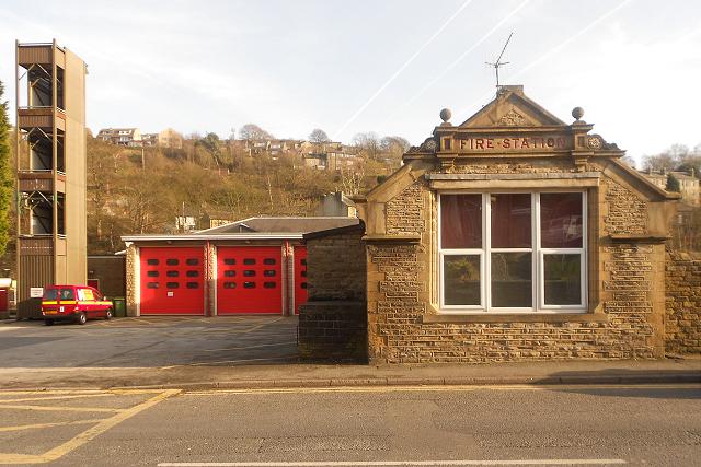 Holmfirth Community Fire Station