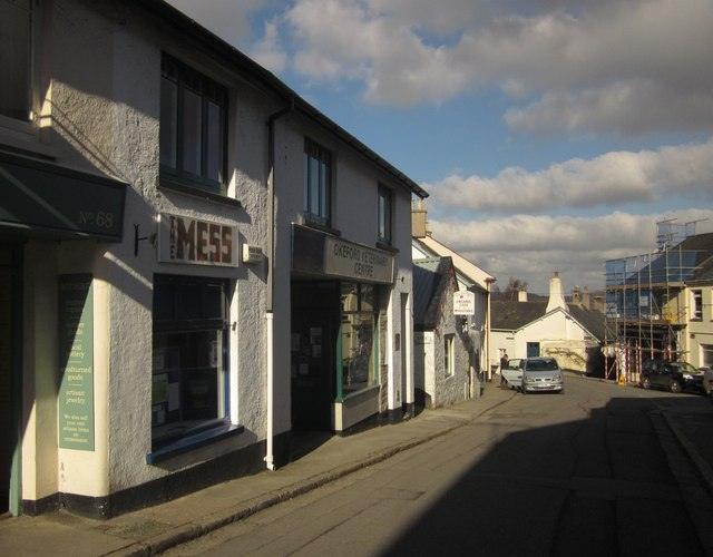 North Street, Chagford
