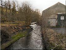 SE1307 : River Holme by David Dixon