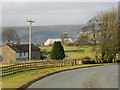NY5324 : Northbound A6 near Abbot Lodge by David Dixon
