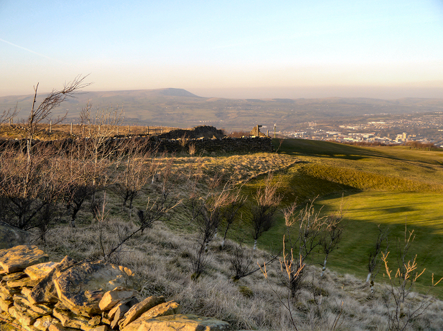 Burnley Golf Course, Crown Point