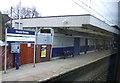 SJ8485 : Heald Green Railway Station by JThomas