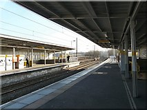 SD7807 : Radcliffe Metrolink Station by Gerald England