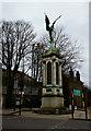 TG2308 : Boer War Memorial, Norwich by Peter Trimming