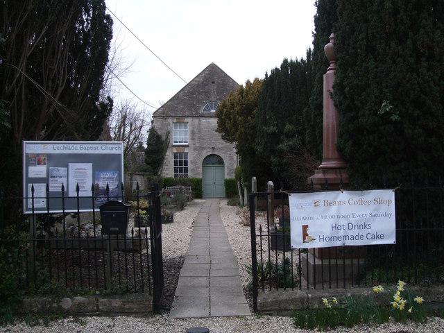 Baptist Church, Sherborne Street, Lechlade