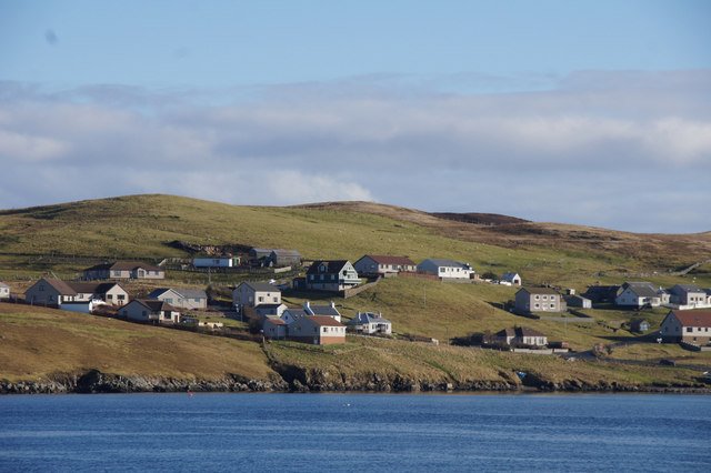 Hamister, Whalsay