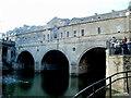 ST7564 : Grade I listed Pulteney Bridge, Bath  by Jaggery