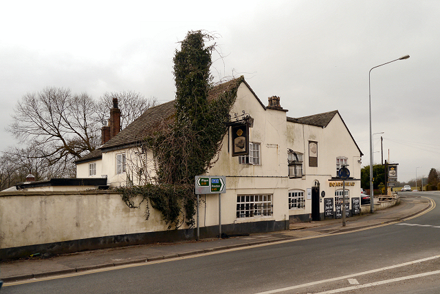 The Boar's Head, Standish