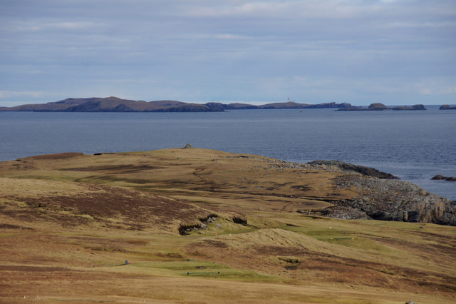 Skaw Taing, Whalsay