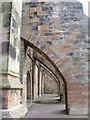 NT0887 : Dunfermline Abbey by M J Richardson