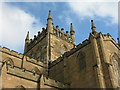 NT0987 : Abbey Church, Dunfermline by M J Richardson