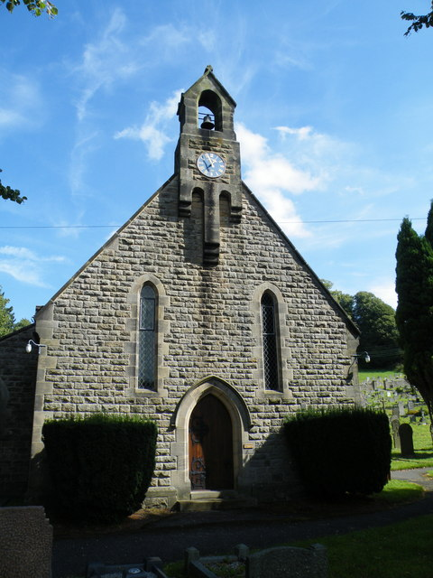 All Saints Church, Curbar Hill, Curbar - 5