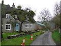 ST7116 : House in Stalbridge Weston by Nigel Mykura