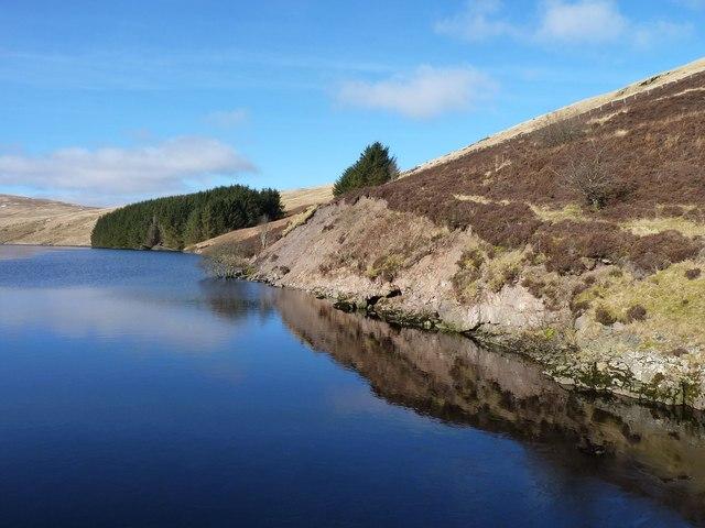 Reservoir bank