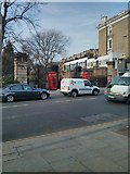 TQ2677 : Entrance to Brompton Cemetery, Fulham Road, Chelsea by PAUL FARMER