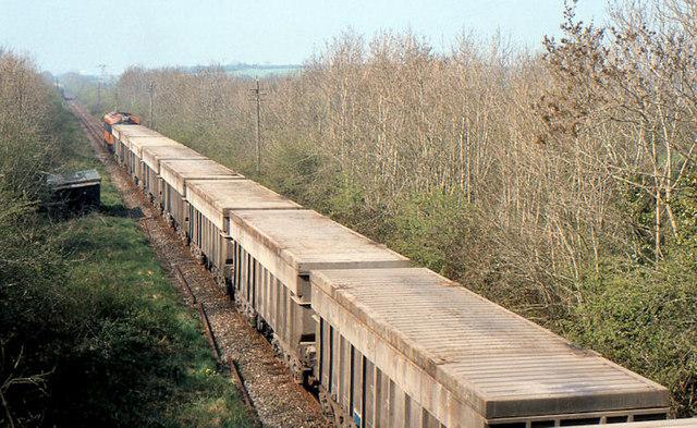 Tara Mines wagons, Duleek