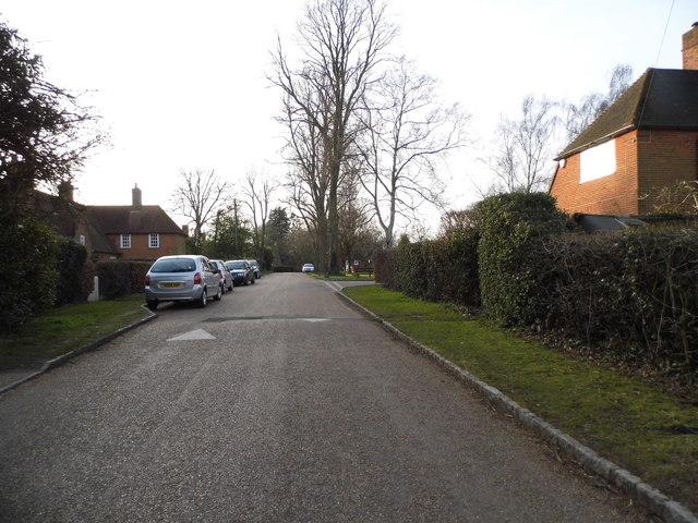 Seer Green Lane, Jordans