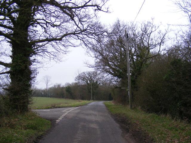 Lymballs Lane, Darsham