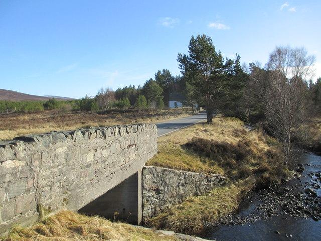 Bridge over Allt Breakachy
