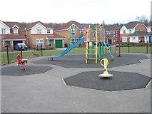 SE3026 : Play Area - Forest Ridge by Betty Longbottom