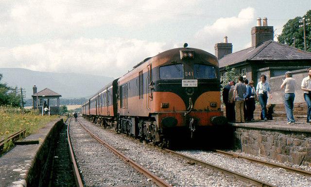 Kilmacthomas railway station (1982)