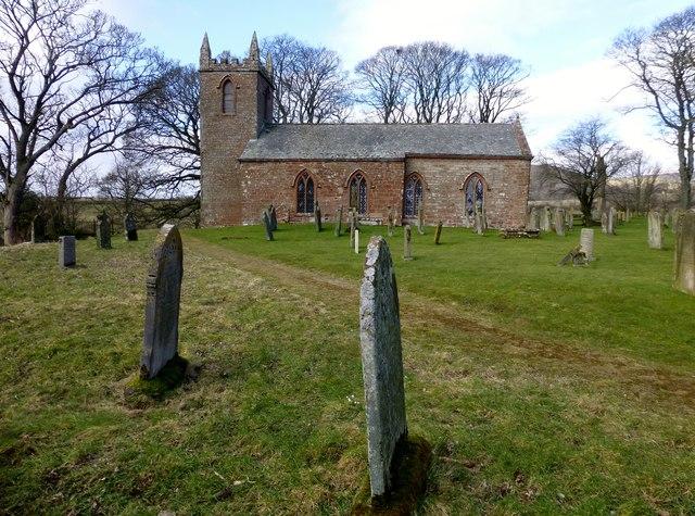 Church of St Cuthbert, Dufton