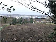 TQ7668 : Development Land, Amherst Hill (3) by David Anstiss