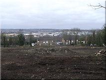 TQ7668 : Development Land, Amherst Hill (4) by David Anstiss
