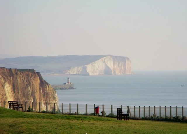 Towards the Seven Sisters from Peacehaven by nick macneill
