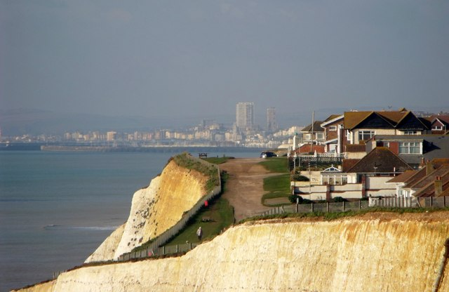 Cliffs at Peacehaven (2)