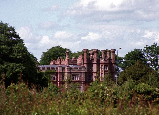 Holme Eden Abbey, Warwick