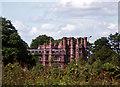 NY4756 : Holme Eden Abbey, Warwick by Stephen Richards