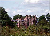 NY4756 : Holme Eden Abbey, Warwick by Stephen Richards