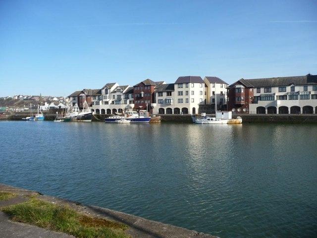 Ritson's Wharf, Elizabeth Dock, Maryport