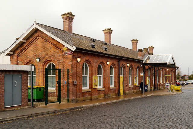 Ormskirk, Station Approach