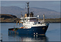 NM8529 : NLB Pole Star in Oban Bay by The Carlisle Kid