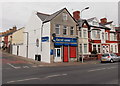 ST1268 : Best-one corner shop, Barry by Jaggery