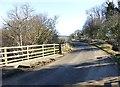 NU0300 : Bridge over Black Burn by Russel Wills