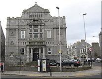 NJ9305 : Former Union Grove Church, Holburn Street, Aberdeen by Bill Harrison