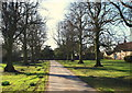SK4861 : Teversal, Sutton-in-Ashfield NG17, Notts. by David Hallam-Jones