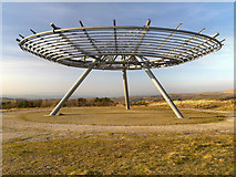 SD7923 : The Halo, Haslingden's Panopticon by David Dixon