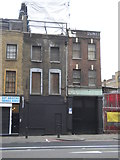TQ3382 : Derelict buildings on Shoreditch High Street by Andrew Wilson