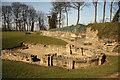 SE4622 : St.Clement's chapel ruins by Richard Croft