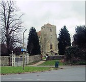 TQ1711 : St Andrews Church, Steyning by Paul Gillett