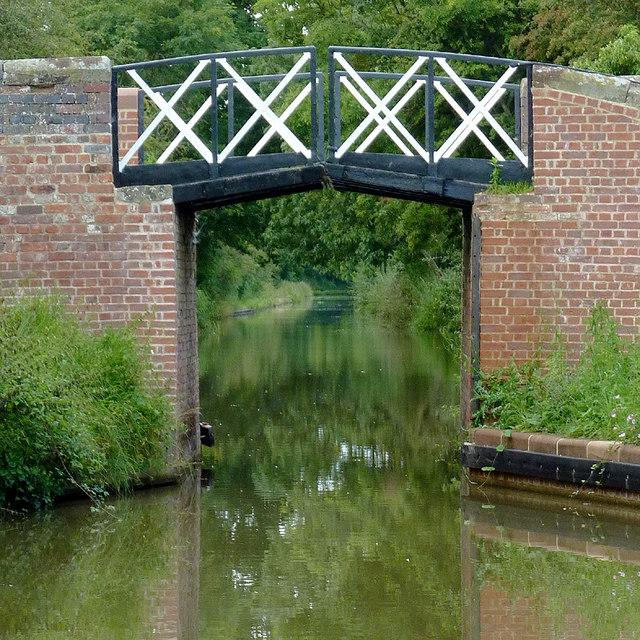 Bridge No 55 near Wootton Wawen, Warwickshire